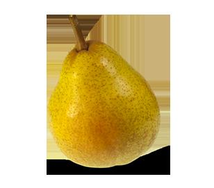 Las peras