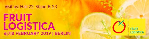 BERLIN FRUIT LOGISTICA (6-7-8 FEVRIER 2019)